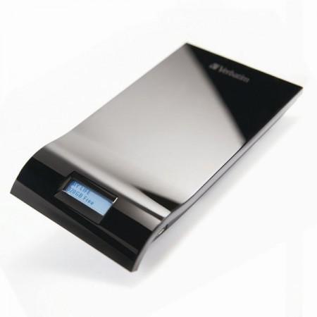 Портативный USB-накопитель Verbatim InSight