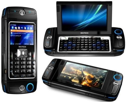MIUTech HDPC – телефон-компьютер