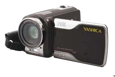 HD-видеокамера Exemode Yashica DV-535HD