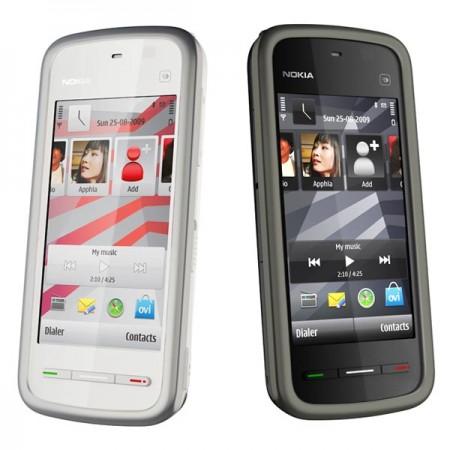 Сенсорный мобильный телефон Nokia 5230