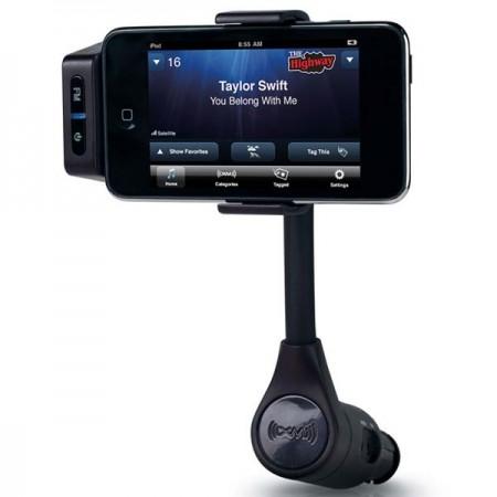 Sirius XM SkyDock – спутниковое радио для iPhone
