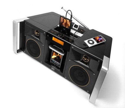 Док-станция для iPod Altec Lansing Mix Boombox IMT800