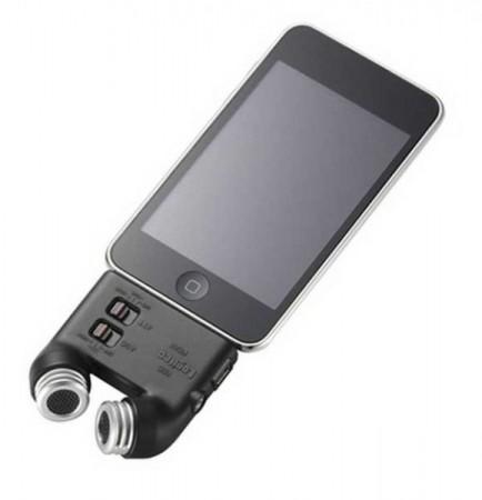 Logitec LIC-iREC03P – диктофон для iPhone
