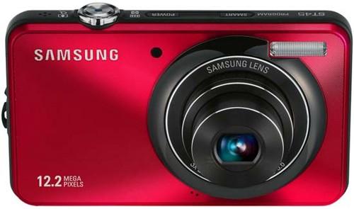Сверхтонкая фотокамера Samsung ST45