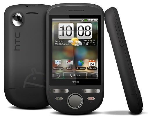Новый Android-смартфон HTC Tattoo