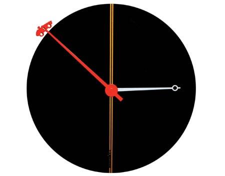 Ускорь время с Racing Car Clock