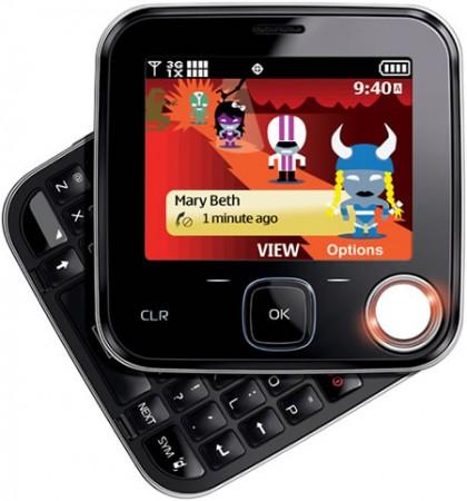 Nokia 7705 Twist - очередная новинка от Nokia