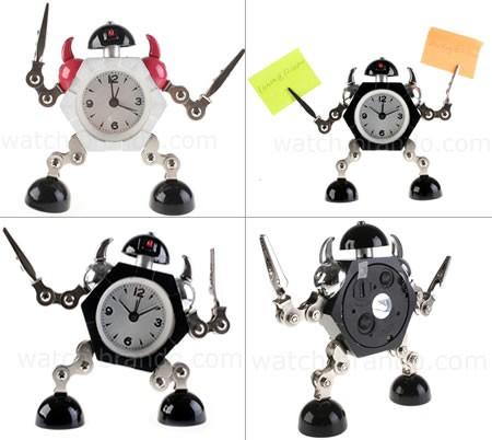 Little Robot Clock — ретро-трансформер