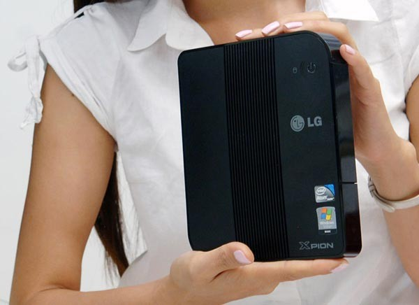 Компактный неттоп LG XPION X30 Nettop PC