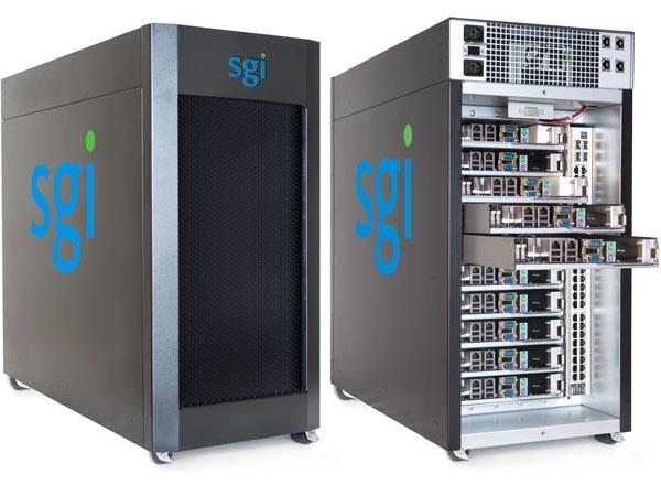 Персональный суперкомпьютер SGI Octane III