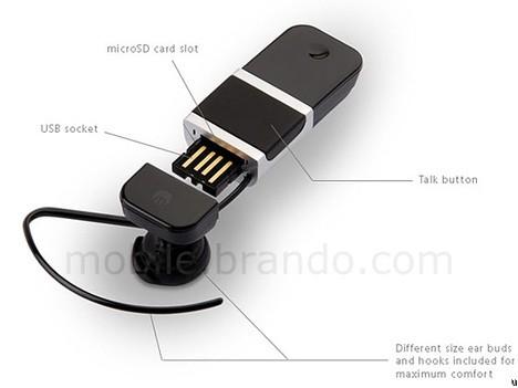 Многофункциональная Bluetooth-гарнитура