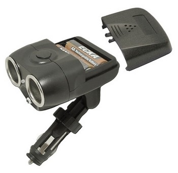 Twin Socket Battery Charger - автомобильное зарядное устройство