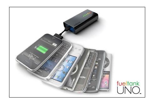 Callpod Fueltank Uno - аккумулятор для мобильных гаджетов