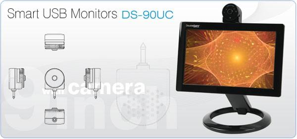 Мини USB-мониторы Doublesight