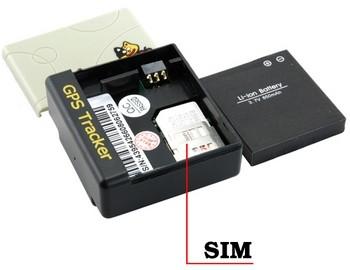 GPS-шпион Omni Tracker