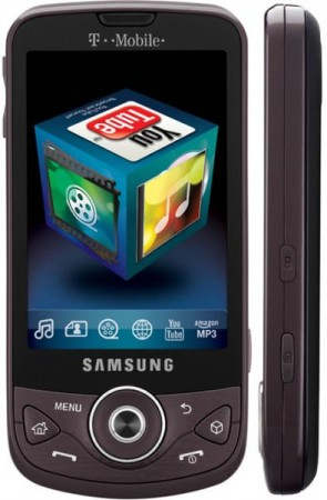 Samsung Behold II – новый смартфон с ОС Android