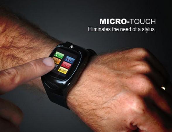 Самые маленькие часы-телефон W PhoneWatch