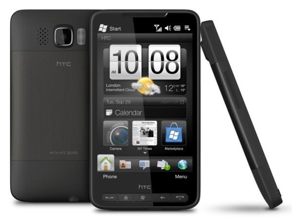 Официальный анонс HTC HD2 Leo