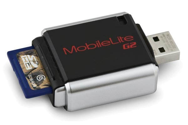 Кардридер Kingston MobileLite G2