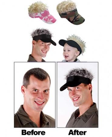 Flair Hair Visors - измени имидж!