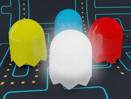 Pac-Man Concept Lamp для ностальгирующих