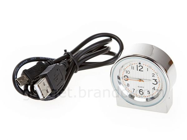 Шпионский будильник Spy Camera Clock