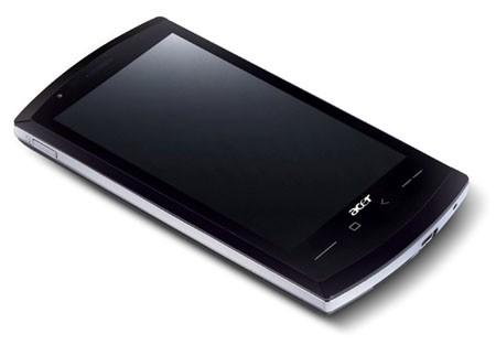 Новый смартфон Acer Liquid с ОС Android