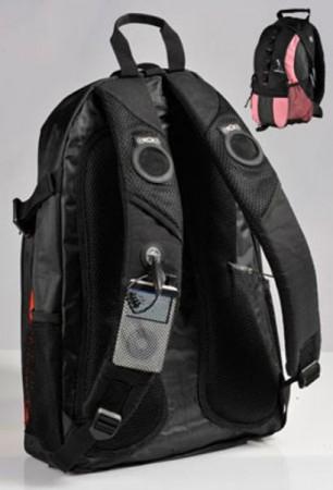 Музыкальный рюкзак для путешественников