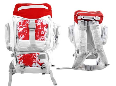 Nike SB Eugene Backpack. Кровоподтеки на Хэллуин