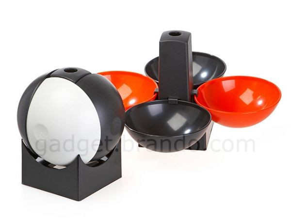 Snack Capsule Ball. Модернизированная тарелка