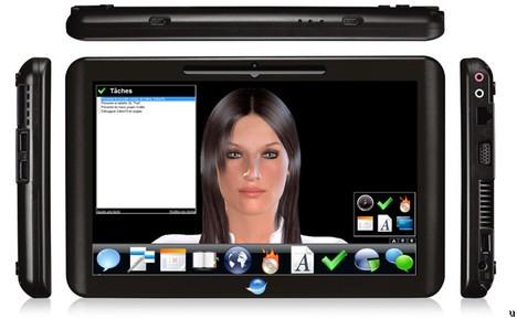 Мобильное интернет-устройство eviGroup Pad