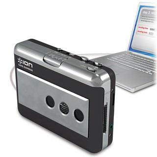 USB Tape Express – цифровой конвертер для аудиокассет