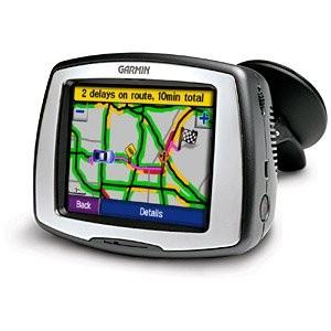 Garmin 580 GPS - умная навигация