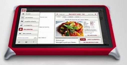 QOOQ – компьютер для кухни
