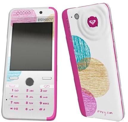 Модный телефон Roxy Phone