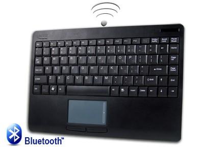 Adesso WKB-4000BB – тонкая беспроводная клавиатура