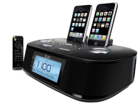 Док-станция для двух iPod – iLuv iMM183