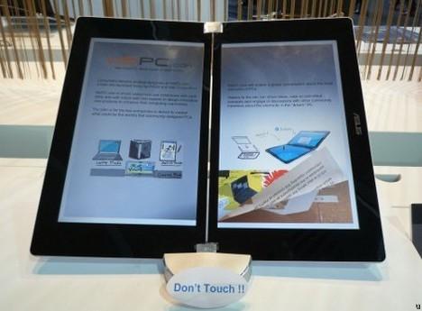 Устройство для чтения электронных книг от Asus
