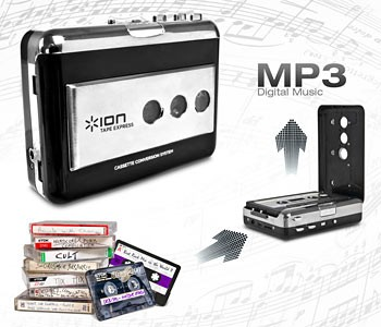 Tape Express – конвертер для старых аудиокассет