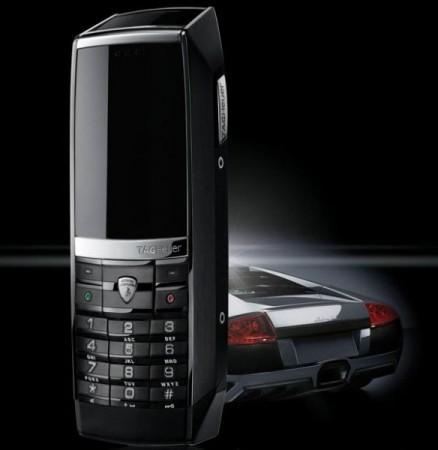 Meridiist Lamborghini Mobile Phone – трубка для поклонников Lamborghini