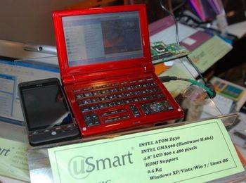 Компактный нетбук uSmart M1C