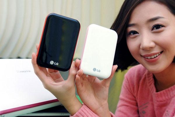 Компактные внешние накопители LG XD5
