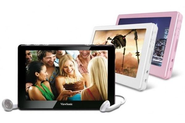 HD-медиаплеер Viewsonic VPD400 MovieBook