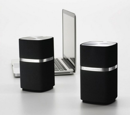 Стильные колонки B&W MM-1 PC Speakers