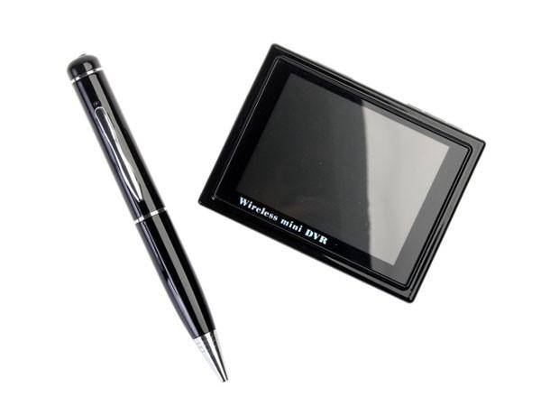 Беспроводная шпионская ручка