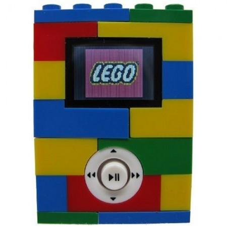 MP3-плеер для любителей LEGO