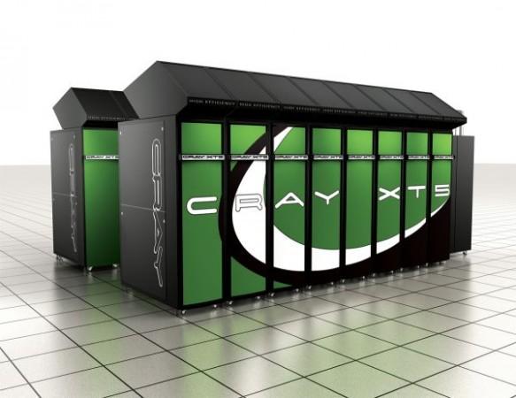Суперкомпьютер от Cray