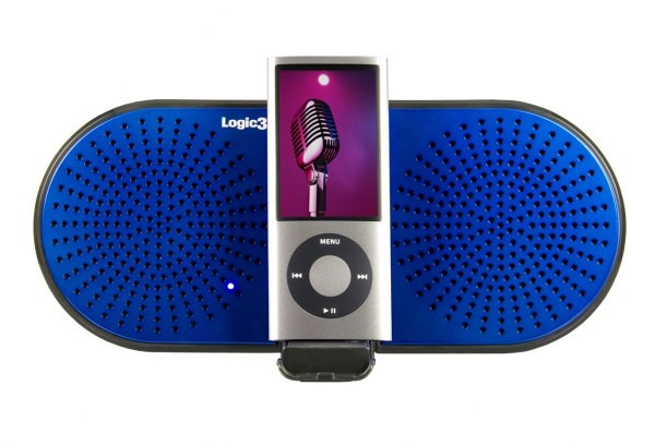 Портативные динамики для iPod Logic3 iStationGo