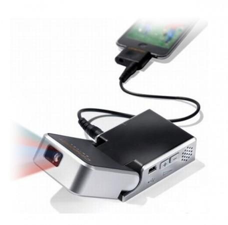 Карманный проектор для iPhone