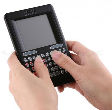 Беспроводная мини-клавиатура USB Wireless Handheld Touchpad Keyboard